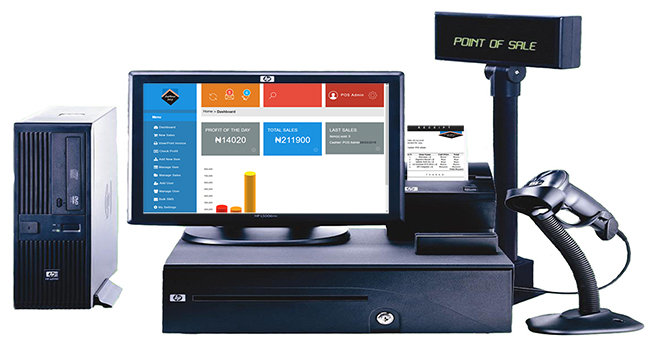 SoftRetail POS Software